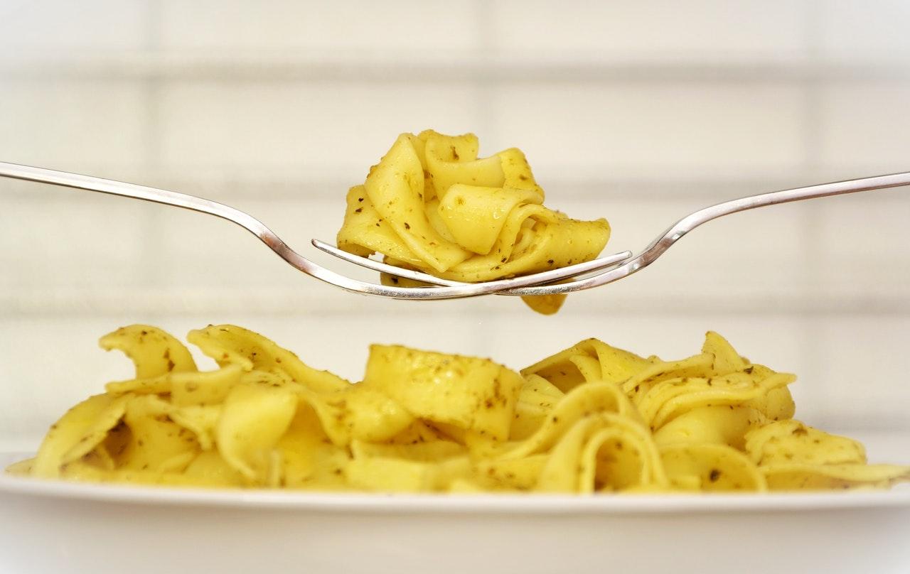 Tahini Noodle