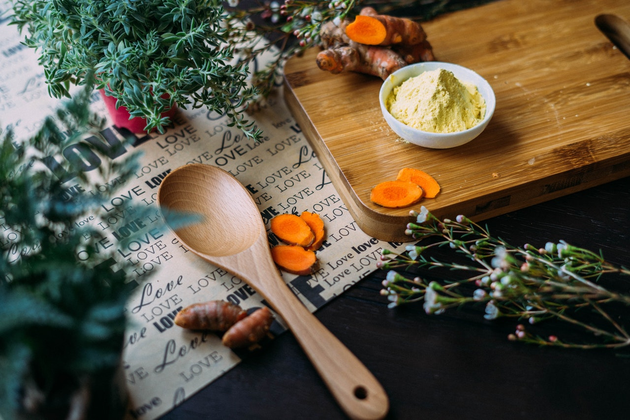 Tahini Turmeric Dressing Recipe